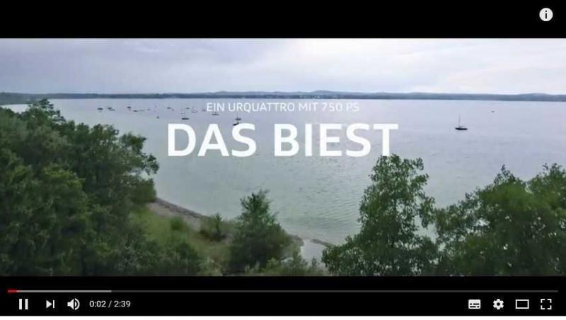 AUDI Magazin: Die offizielle Klaus Rath Seite