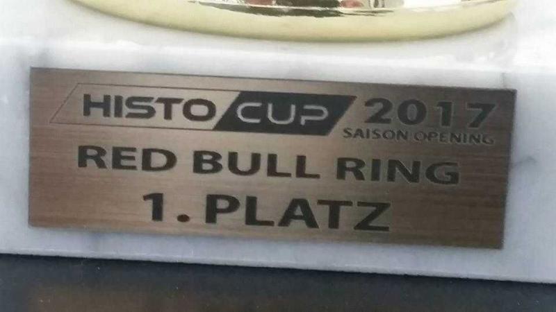Doppel - Sieg auf dem Red Bull Ring