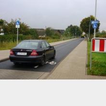 Hannover: ...in die Enge getrieben !!